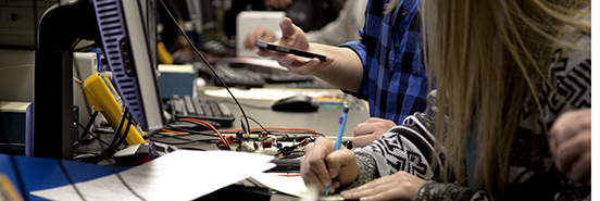 focus on your career in electrical engineering from the first day of classes