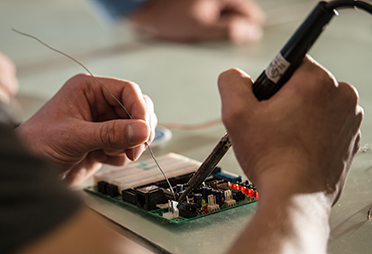 talk to an advisor about studying electrical engineering