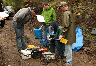 Study Geophysical Engineering at Montana Tech