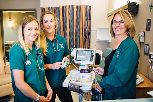 Montana Tech's nursing program, nationally recognized