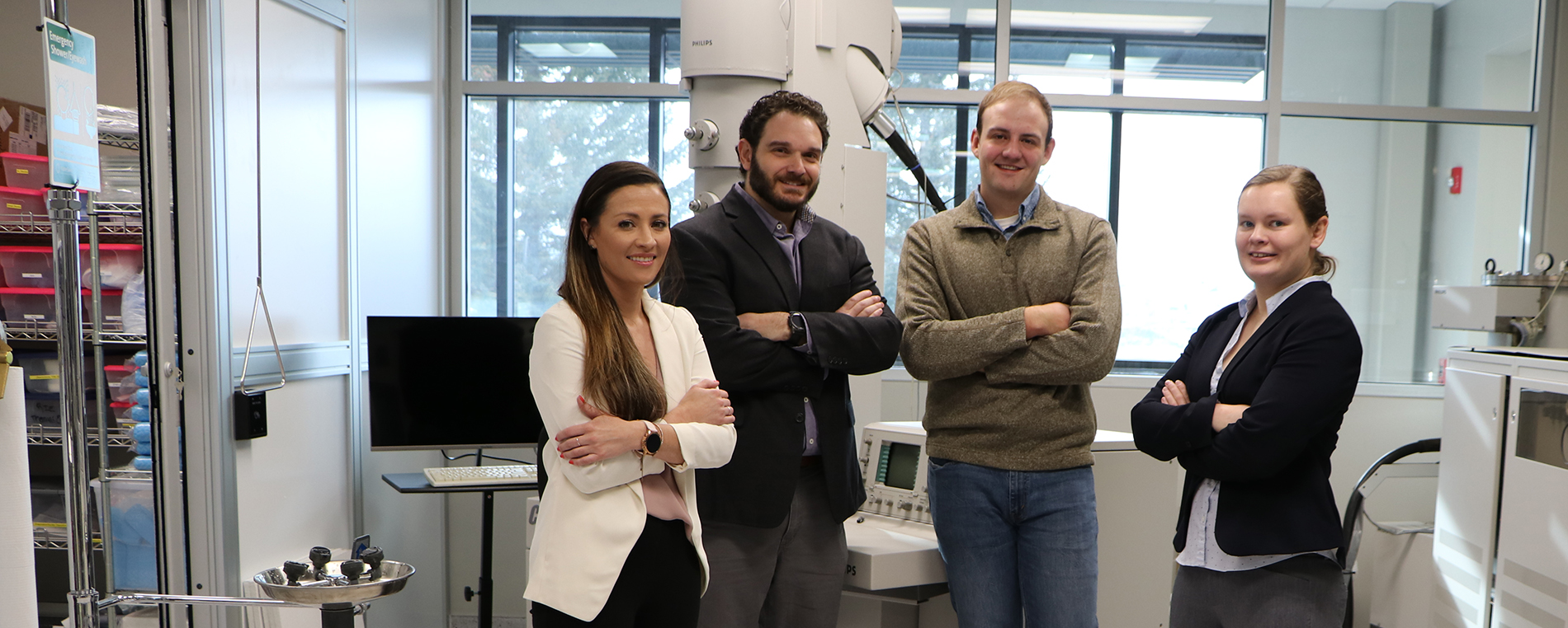 Montana Tech Nanotechnology Laboratory Publishes Exciting Work