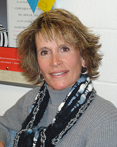 Linda Granger, department head, business technology, Highlands College